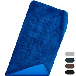Geniani Xl Electric Heating Pad King Size Moist Or Dry Pain Relief Wrap 12x24in