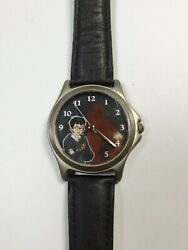 2000 Harry Potter Mood Watch by Fossil for Warner Brothers *New Battery* $29.95
