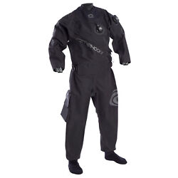 Typhoon Spectre Front Entry Womens Drysuit - Black All Sizes