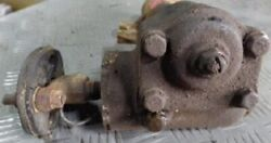 Toyota Hilux Rn10 2wd Steering Gear Box Assembly Lhd. 1960 68 Model Manual Used