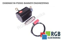 Dx80n9x1w-ps50g Banner Engineering Sensors And Pressure Transducers