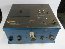 Miller 043268 Automatic M Microprocessor Weld Control 115v 3.5a 1ph Used