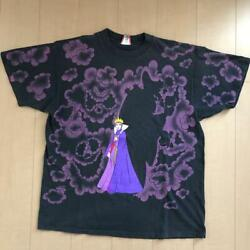 Snow White The Evil Queen T-shirt 90and039s Vintage Free Size Length 74cm Width 63cm