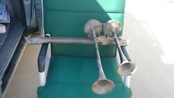 Vintage 1937 1938 1939 Town And Country Trumpet Horns