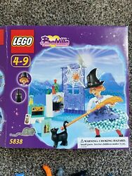 Lego Belville 5838 Witch And Cat The Wicked Madam Frost Hard To Find In Us