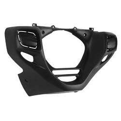 Matte Black Front Lower Engine Cowl Cover Fit For Honda Gl1800 12-14 F6b 13-2015