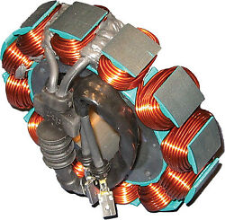 Cycle Electric Replacement Motorcycle Stator Direct Fit Ce-6010 Made In Usa
