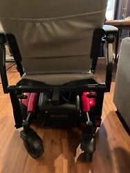 Electric Powered Wheel Chair By Golden