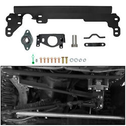 For 1984-2001 Jeep Cherokee Xj Steering Box Brace With Sector Shaft Support