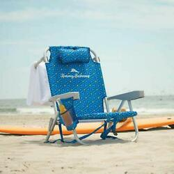 2020 Backpack Cooler Chair with Storage Pouch and Towel Bar $176.24