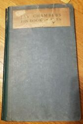 Rare Jay Chambers His Book-plates W. Macey Stone 1902 1st Edition