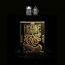 Flash Sale House Of The Rising Spade V2 Cartomancer Playing Cards