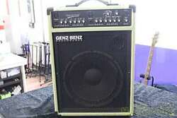 Used Genz Benz Combo Amp For Ereaco Model Shenandoah With Power Cable