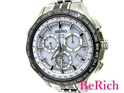 Seiko Astron Sbxb001 8x82-0aa07 Limited Titanium Menand039s Watch From Japan [b0307]