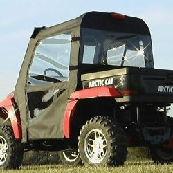 Top, Doors And Rear Window For 2006-2011 Arctic Cat Prowler With Square Bars