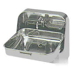 Ss Wall Foldable Sink - 1 Pc 50.188.70 - 5018870 -