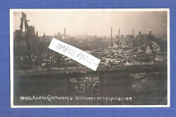 Rp Cleethorpes Royal Super Kinema And Cafe Cinema Destroyed By Fire Read Message