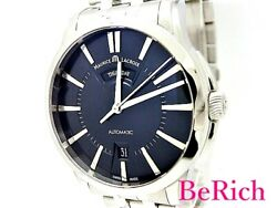 Maurice Lacroix Pontos Pt6158-ss002-33e Automatic Stainless Menand039s Watch [b0309]