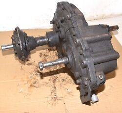 Allis Chalmers B210 Tractor Variable Speed Transaxle Riding Mower Transmission