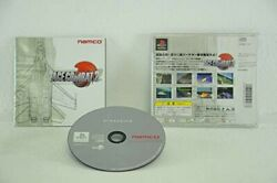 Used Play Station 1 Ace Combat 2 With Tracking Number From Japan