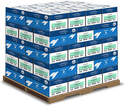 Hammermill Colored Paper 20 Lb Green Printer Paper 8.5 X 11-1 Pallet 40 Cases