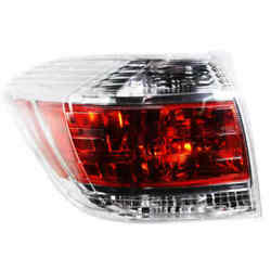Taillight For Nissan Altima 2014-2015 Driver Side Oe Replacement Led W/bulbs