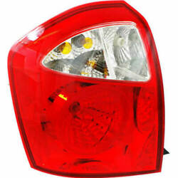Tail Light For 16-17 Nissan Altima Passenger Side Oe Replacement Halogen W/bulbs