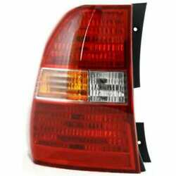 Tail Light For Toyota Camry 2018 Passenger Side Oe Replacement Halogen W/o Bulbs