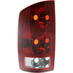Tail Light For 15-18 Mercedes-benz C300 Passenger Side Oe Replacement W/bulbs