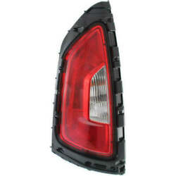 Taillight For Toyota Prius 12-15 Passenger Side Oe Replacement Halogen W/bulbs