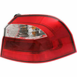 Taillight For Mazda 2 2011-2014 Passenger Side Oe Replacement Halogen W/bulbs