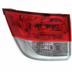 Taillight For Mazda 2 2011-2014 Driver Side Oe Replacement Halogen W/bulbs
