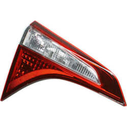 Taillight For Dodge Charger 2011-2014 Passenger Side Oe Replacement Led W/bulbs