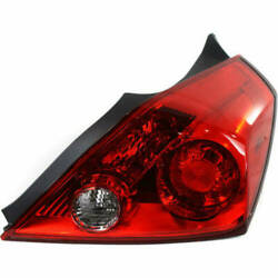 Tail Light For 16-17 Toyota Tacoma Driver Side Oe Replacement Halogen W/ Bulbs