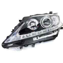 Headlight For Lexus Rx450h 13-15 Driver Or Left Oe Replacement Halogen W/ Bulbs