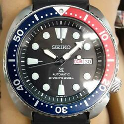 Seiko Prospex Srp779k1 Divers Cal.4r35 Turtle Box Automatic Mens Watch Authentic