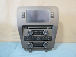 ✅ 2014 14 Ford Mustang Center Dash Gps Radio Climate Control Oem Er3t-18a802-aa