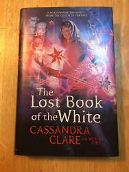Illumicrate The Lost Book Of The White By Cassandra Clare And Wesley Chu | Br. New