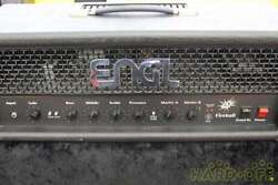 Used Engl Guitar Head Amp Model Number E625 60w With Power Cable