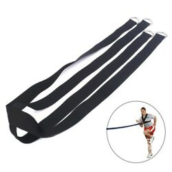 Latex Resistance Cord Agility Trainer Speed Set Training Fitness Running Improve