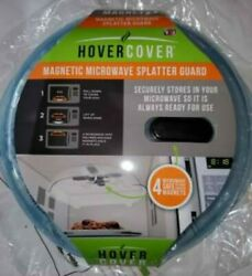Hover Cover Magnetic Microwave Splatter Lid With Steam Vents Cover Dishwasher