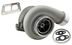 Gt45 Turbocharger Turbo Upgrade W/ Gasket Kit T4 1.05 A/r Large Trim 92mm 800hp+