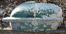 Vintage 25 Hp Johnson Outboard Motor Cover Cowl Cowling Hood 1950and039s