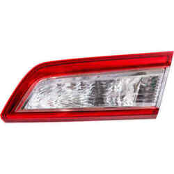 Taillight For Toyota Sienna 2011-2012 Driver Side Oe Replacement Halogen W/bulbs