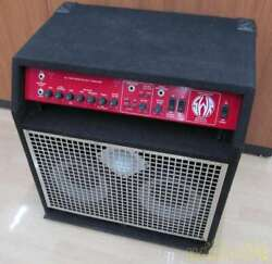 Used Swr Combo Model Number Super Redhead Amp 350w Marcus Miller