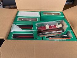Case Of 24 New Mini Hess Voyagers 2002
