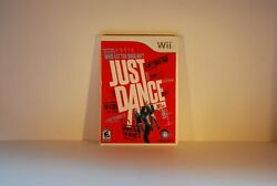 Nintendo Wii Lot 8 Just Dance 1, 2, 3, 4, 2014, 2015, 2016 And Kids 2