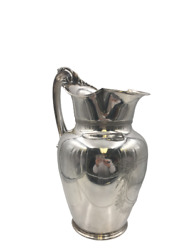 Gorham Coin Silver Pitcher Ewer From 1850s