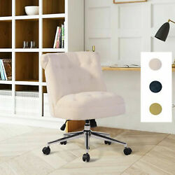 Swivel Office Chair Butterfly High Back Caster Wheels Adjustble Computer Gaming