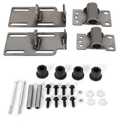 For 88-99 C1500 Truck K5 Engine Mount Adapter Swap Lsx Ls1 Replace For 14055a
